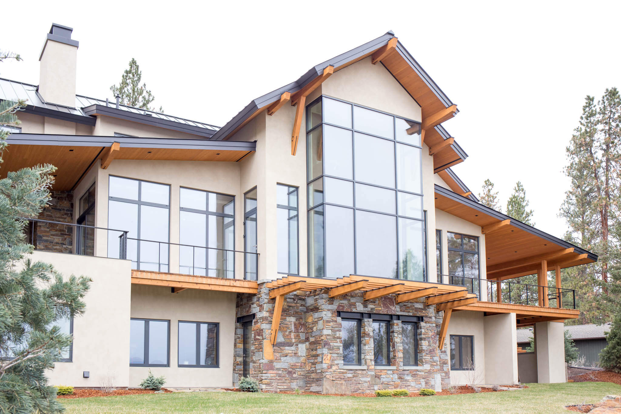 Aluminum store front for Windows for residential homes