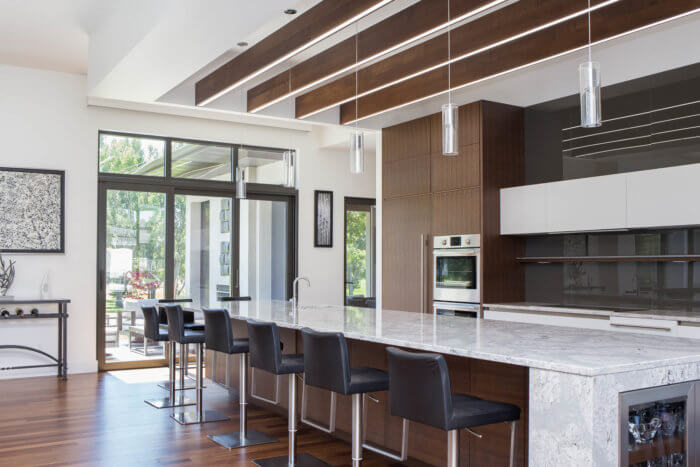 year in review, prairie style home, prairie style, glo european windows, european windows, modern windows, aluminum windows, lift and slide doors, modern sliding doors, modern kitchen windows, modern style, clean lines